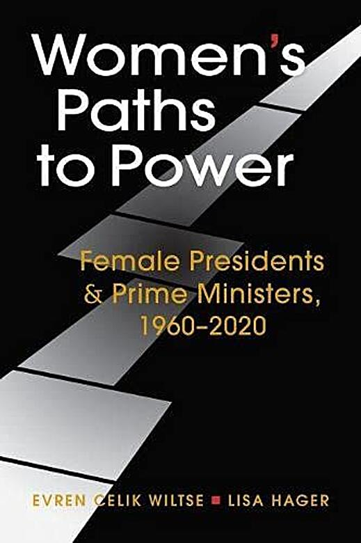 Cover of the book, Women's Paths to Power