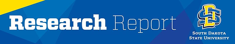 Research Report South Dakota State University