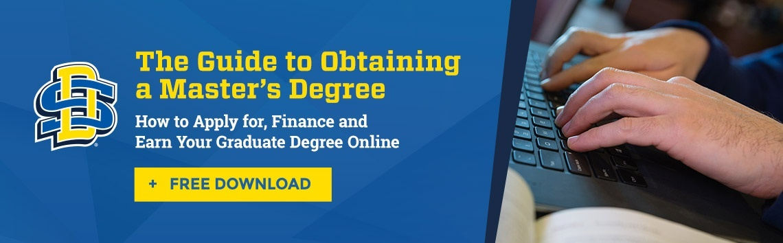 Download the Online Graduate Degree Guide