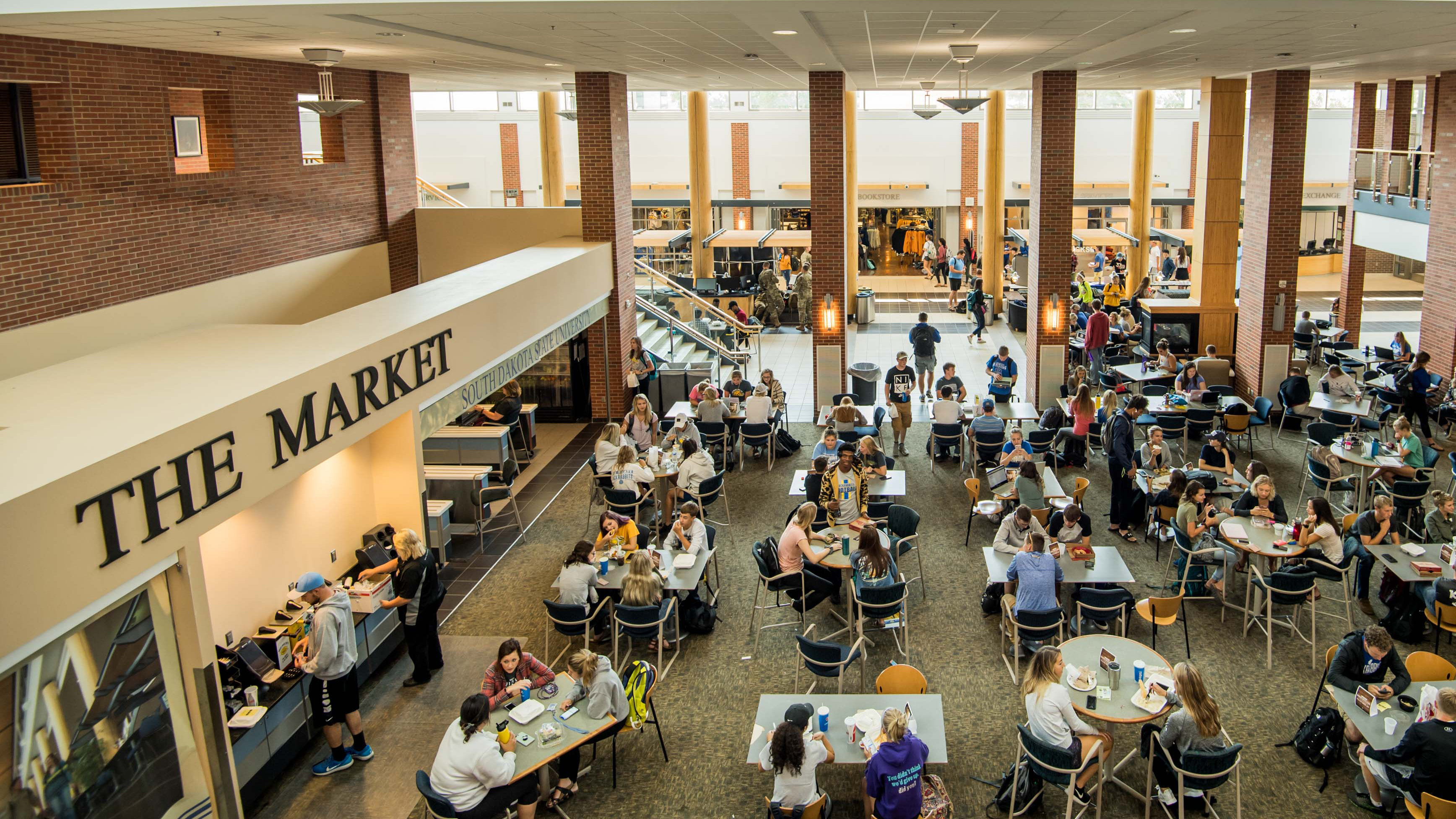Featured Image for Healthy Dining Options Available Across Campus