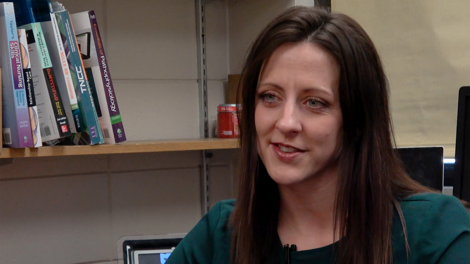 Featured Image for Inside the Department, Ep. 13: Becka Foerster, Nursing